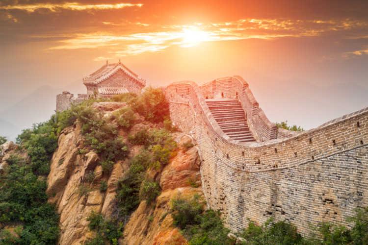 Beijing vakantie