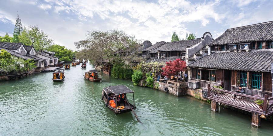 hangzhou reizen