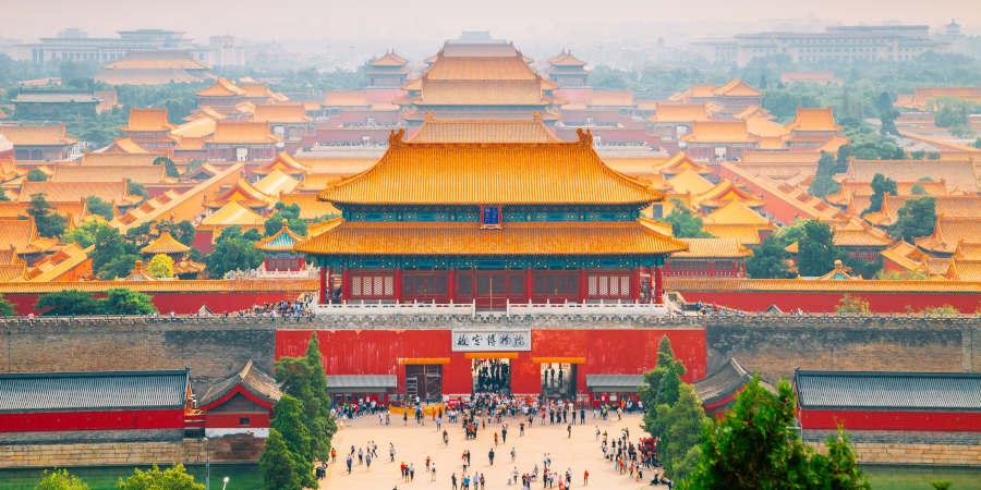 beijing stage lopen